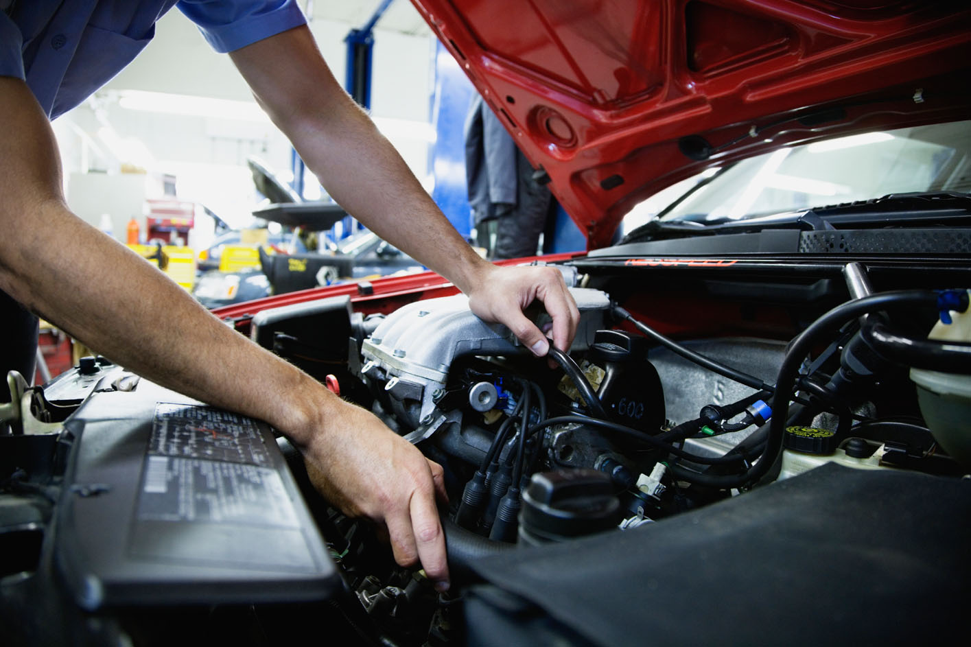 Vehicle Servicing expands your car's life